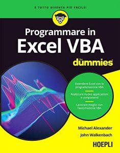 Programmare iun Excel Vba